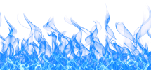 The Blue Flames